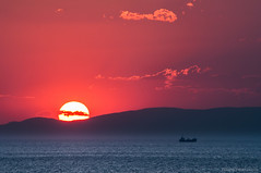 Sunset Traveller photo by Th.Papathanasiou