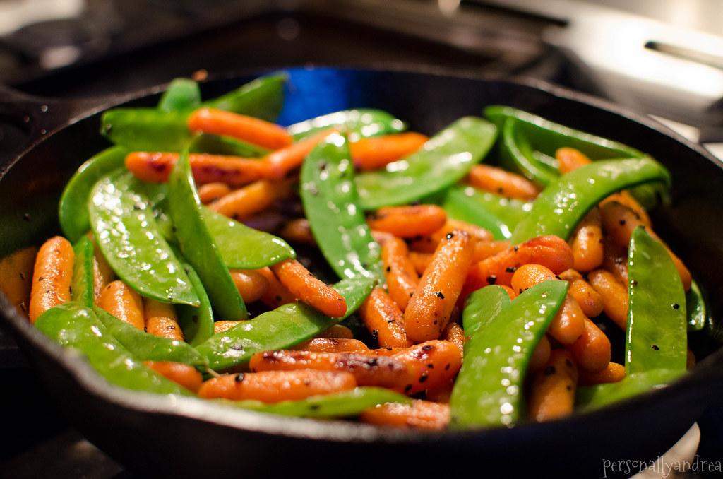 20 Minute Garlic Shrimp  | personallyandrea.com