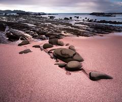 Pink Beach photo by Alex Schwab