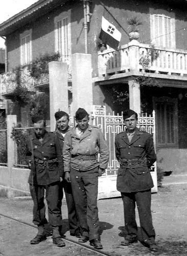 BM XI- Authion- 1945 mai Borgo san dalmazzo - col. René Fessy