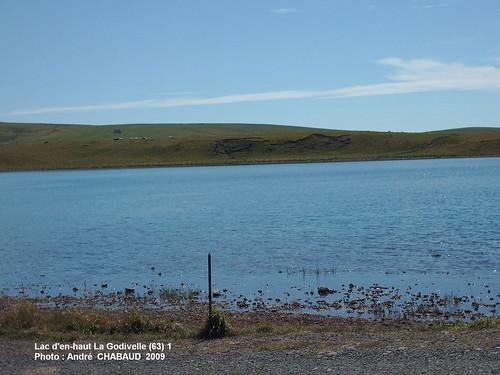 Lac d'en-haut La Godivelle (63) 1