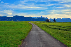 Mountain Road photo by Werner_B