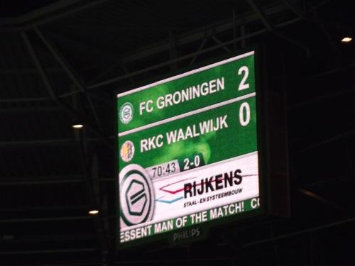 9862040166 5b10fd9dee FC Groningen   RKC Waalwijk 4 1, 21 september 2013