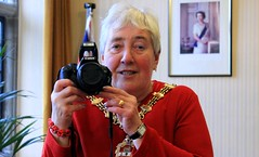 Mayor's Christmas card competition photo by Dudley Council