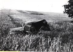 20- 15 avril 45 - Attaque du BM 2 sur Royan- Glacis de l'attaque vers Boube - Fonds Amiel