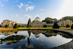 The Great Conservatory - Syon Park Gardens London photo by Simon & His Camera
