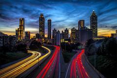 Atlanta Skyline photo by Mark Chandler Photography