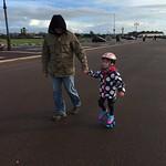 Roller skating at southsea<br/>17 Jan 2015