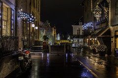 Christmas alley photo by creyesk