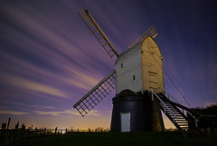 Wrawby Post Mill, Lincolnshire photo by jimnotjon