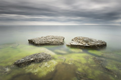 3 rocks at Ryssudden photo by - David Olsson -