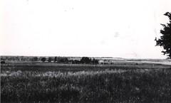 12- 45 Le BM 2 devant Royan-  terrain de l'attaque du 15 avril vers Boube - Fonds Amiel