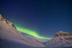 Aurora, Svalbard photo by James . Douglas
