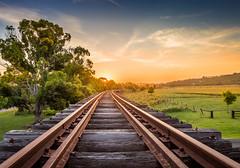 Railway Track photo by Tam Church