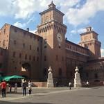 La Bella Vita - Estense Castle in Ferrara (2)