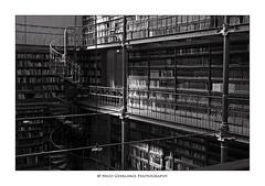 Research Library - Rijksmuseum, Amsterdam photo by Nico Geerlings