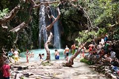 Welcome to Fairyland, Neda River, Greece photo by nouregef