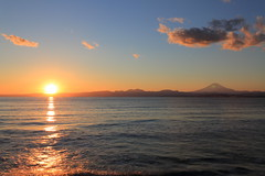 sunset. photo by cate♪