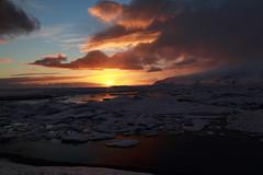 Jökulsárlón Lagoon,  Breiðamerkurjökull Glacier, Southeastern Iceland photo by virt_