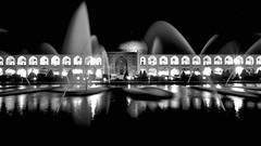 Isfahan b/w photo by marco ferrarin