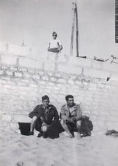 67 - 1945 - BM 2- Lucien DARNE ET Jacques LAMUSSE Royan - Fonds Amiel