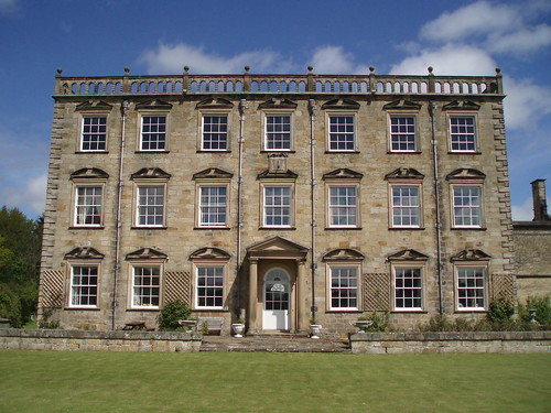 netherwitton hall