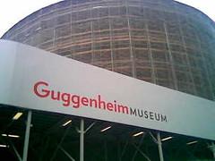 guggenheim scaffolding