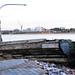 abandoned barges