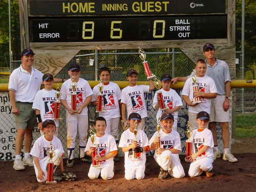 North Hunterdon Little League World Champions