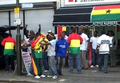 Ghana celebrates