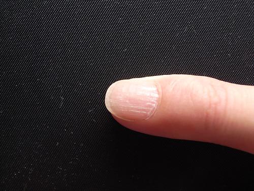 My little finger