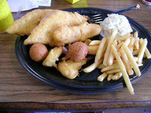 July 2006 branded in the 80s page 3 for Long john silver fish and chips