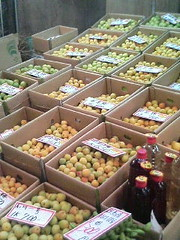 金沢の市場