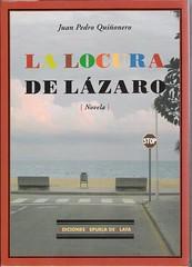 6f29 Portada Locura de Lázaro