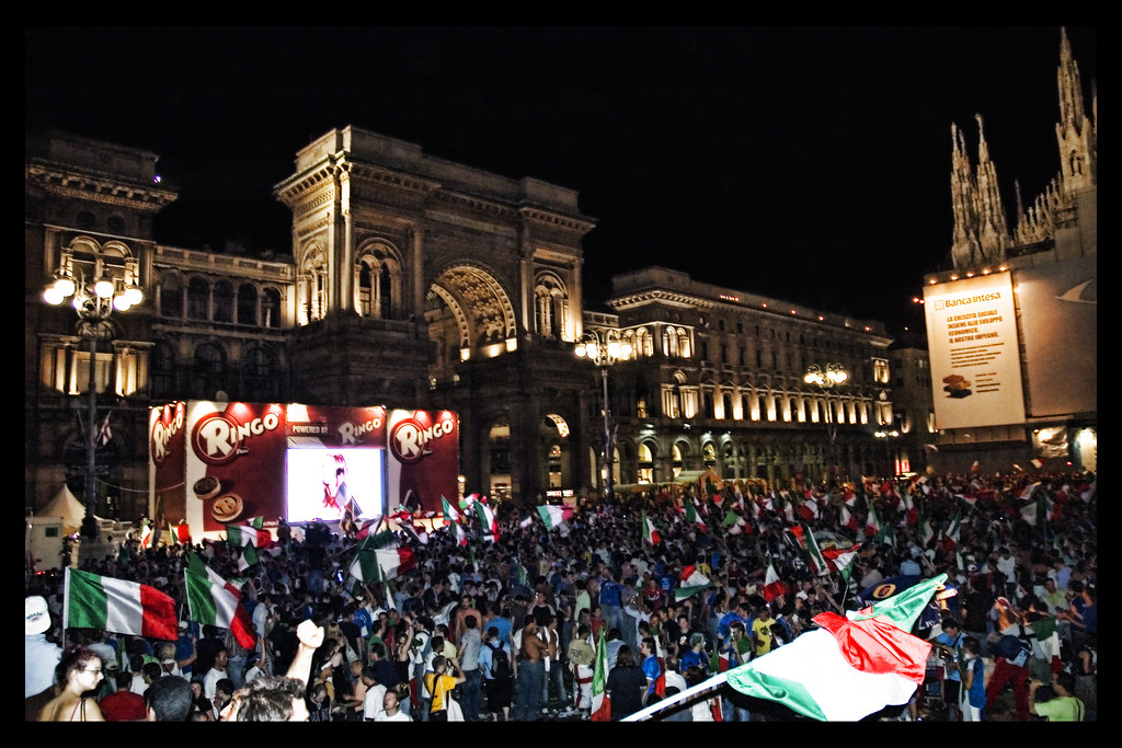 Italy Wins!