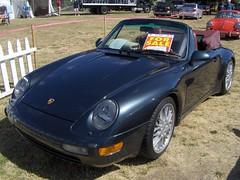 Portland Historic Races 2006 - 1996 993 Cabriolet