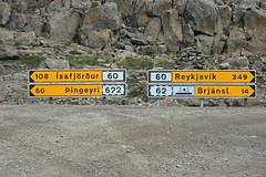 Þingeyri turnoff