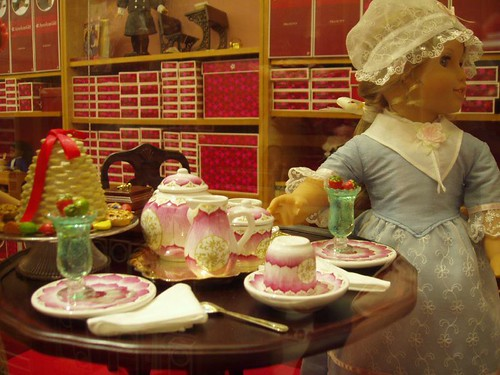 American Girl Place - Feclity Teaset