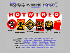 Hotwired early 1995