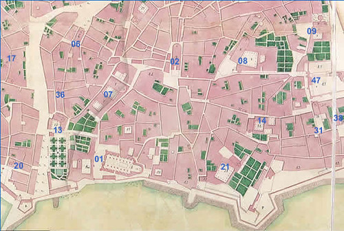 Plano Ballester 1760