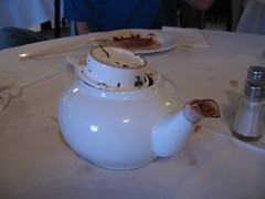More tea please