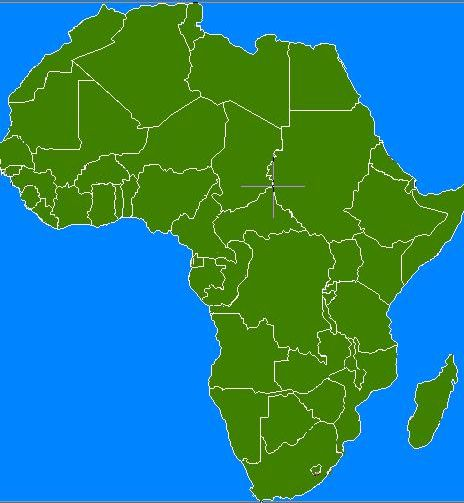 Map Of Africa Games.Bill Kerr Africa Map Game Progress 2