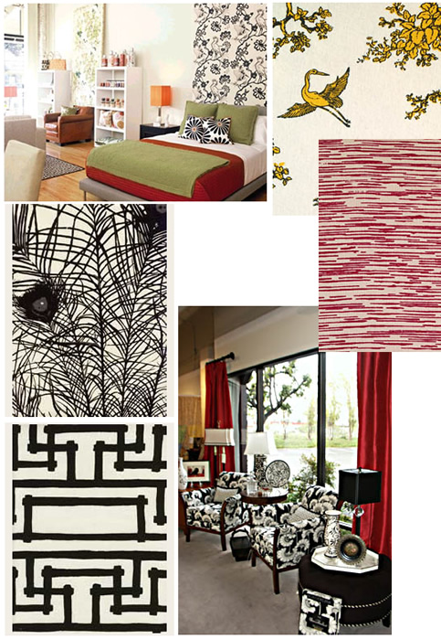 florence broadhurst wallpapers.  across Australian textiles and wallpaper designer Florence Broadhurst