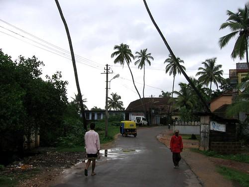 rain drenched karwar
