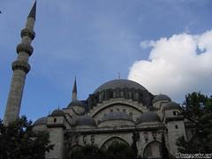 Estambul Mezquita Suleiman Mimar Sinan