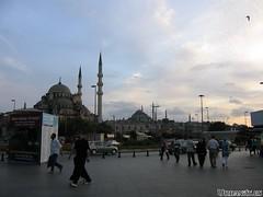 Estambul Bosforo Mezquita Nueva bazar especias