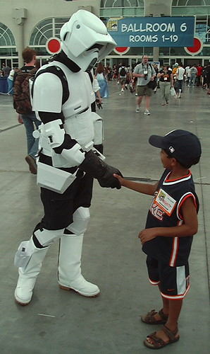 Stormtrooper Outreach
