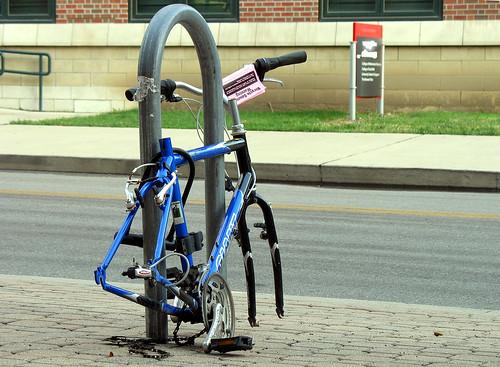 Stolen Bike (Almost)