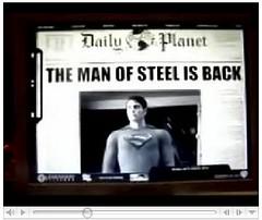Video de Superman