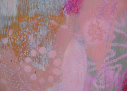 detail nectarine